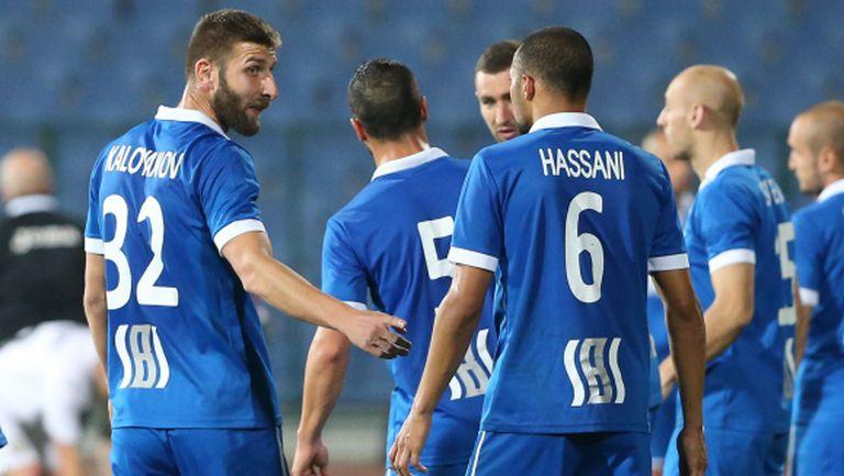 Верея спря ужасната си серия в Първа лига, бой и изгонени след мача (ВИДЕО)