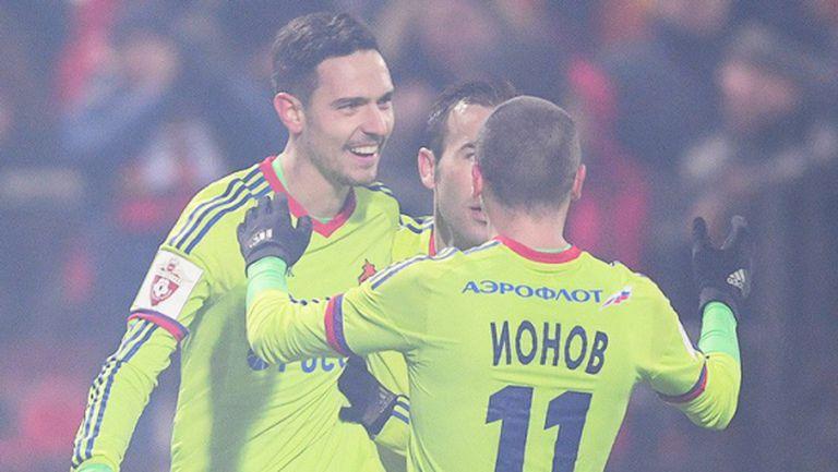 Страхотен гол на Георги Миланов носи победа на ЦСКА (видео)