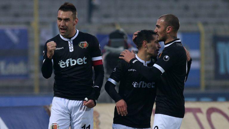 Монтана не успя да спре отличната серия на Локомотив (Пловдив)
