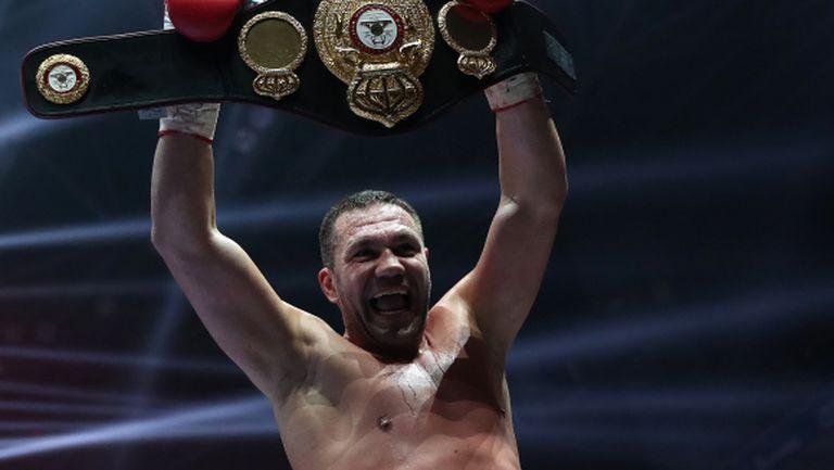 Кобрата: Искам да се бия за световната титла в София (видео)