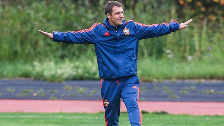 Виктор Гончаренко е новият треньор на Георги Миланов