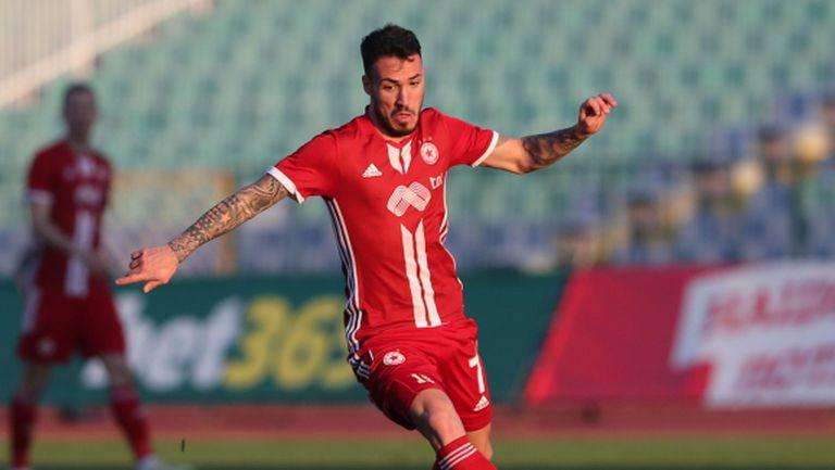 ЦСКА-София търси мъст в последния си мач за годината