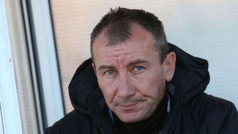 Стамен Белчев: Всеки иска да бъде треньор на ЦСКА