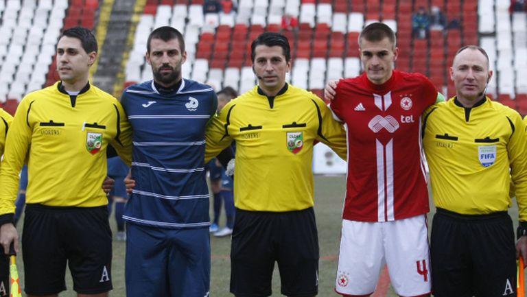 Шефът на реферите за ЦСКА-София - Дунав: Много жалко - изобщо не съм доволен
