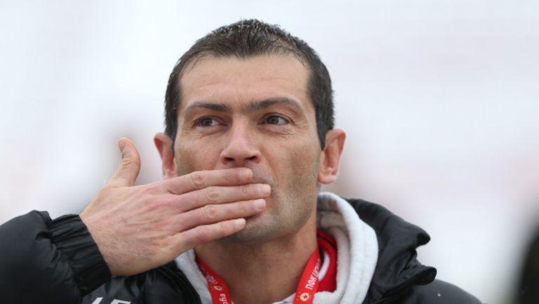 Стоян Колев сложи край на кариерата си