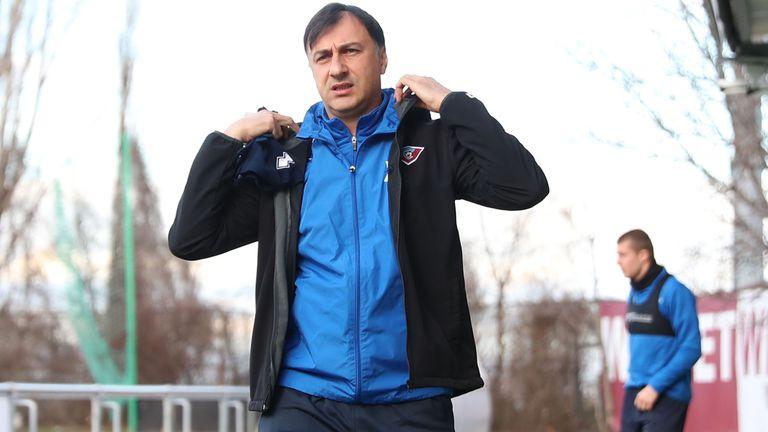 Арангелов: Надявам се на успех срещу най-добрия отбор във Втора лига