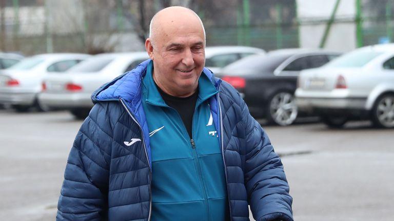 От Левски поздравиха Георги Тодоров