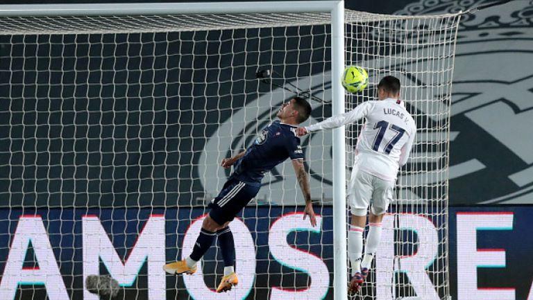 Реал Мадрид - Селта 2:0