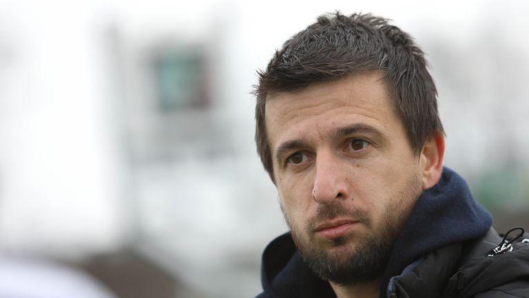 Славия задържа Дарко Тасевски