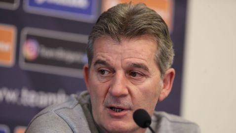 Емил Костадинов: Мисля, че съм си свършил работата и мога с чест да продължа да си я върша