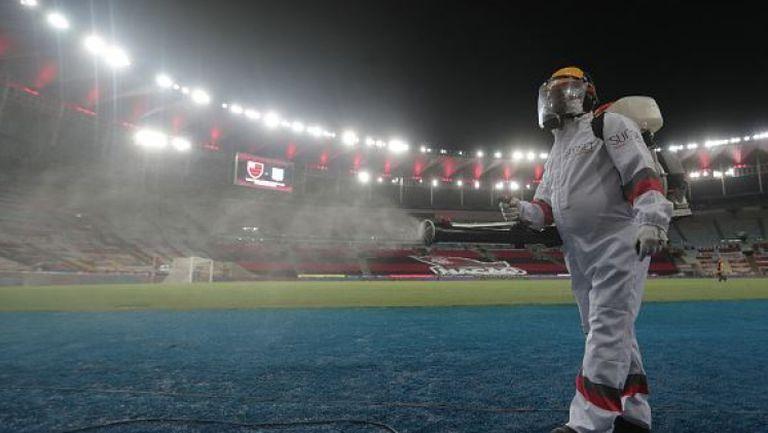 "Без фенове: ""Маракана"" приема финала на Копа Либертадорес"