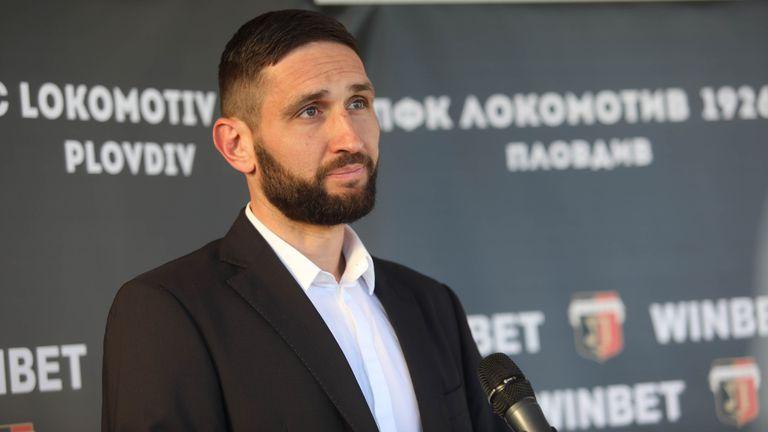 Локо (Пловдив) предлага нов договор на Тунчев