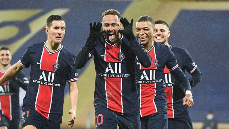 ПСЖ отново взе Суперкупата на Франция, Почетино с първи трофей