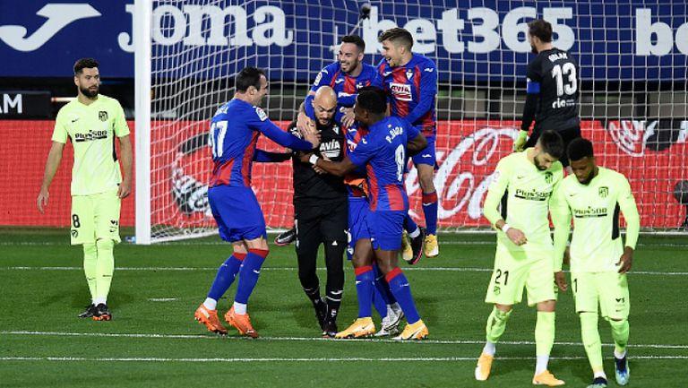 Ейбар - Атлетико Мадрид 1:2