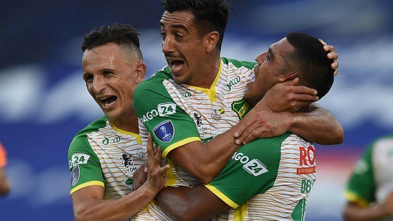 Дефенса и Хустисия спечели Копа Судамерикана след 3:0 над Ланус