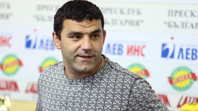 Петър Касабов: Благодаря на шампионките, които събраха сили да се върнат на тепиха!
