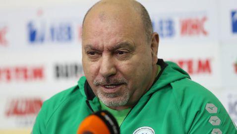 """Атанас Герчев с награда """"Най-добър треньор за 2020-а година"""""""