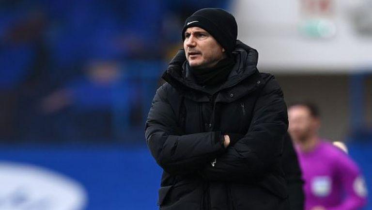 Ръководството на Челси уволни Лампард