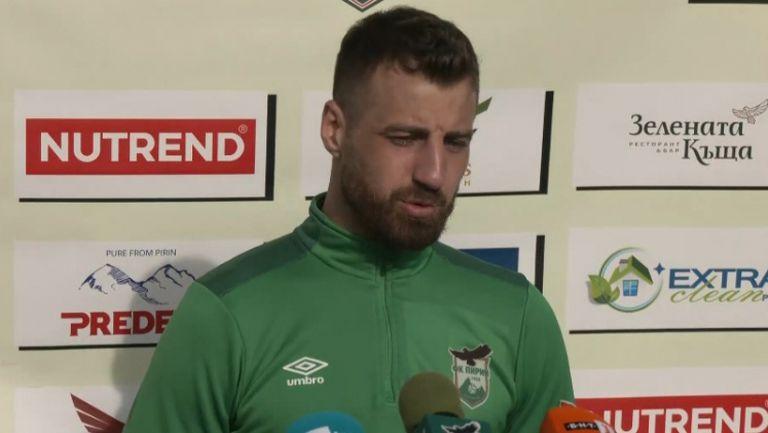Бодуров: Не ми е работа да коментирам ЦСКА
