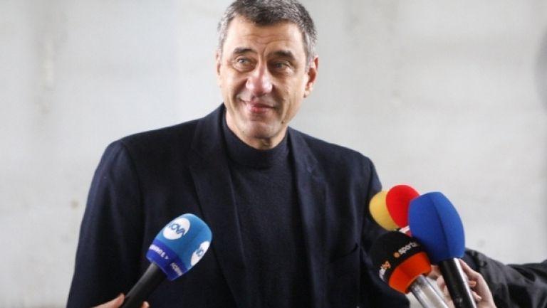 Роберт Гергов и Александър Чакмаков: До два месеца талантите на ЦСКА може да влязат в своя нов дом