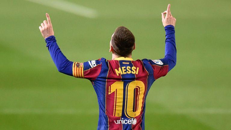 Меси и Гризман донесоха на Барса успеха над Атлетик Билбао с 2:1