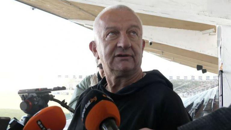Христо Крушарски: Развитието на Локомотив е свързано с юношите