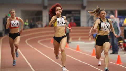 Ванеса Янкова спечели титлата на 200 метра