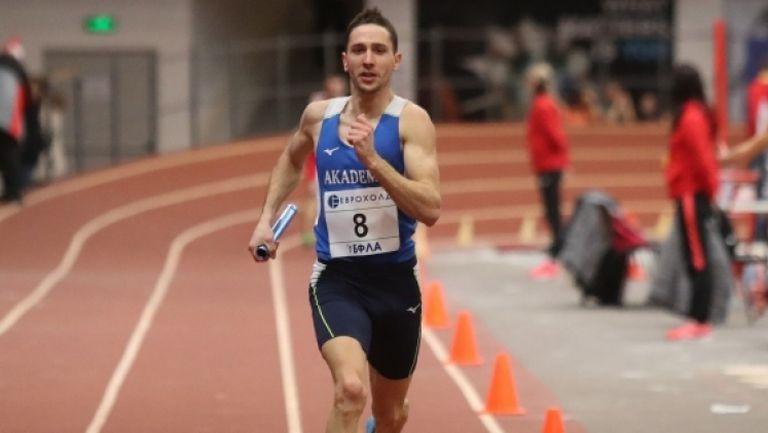 Солови победи за Алекс Василев и Полина Тодорова на 800 метра