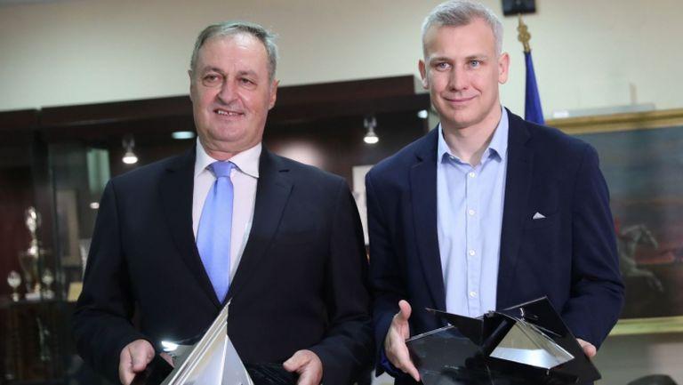 Владимир Стоянов: За мен и Sportal.bg е огромна чест и удоволствие!