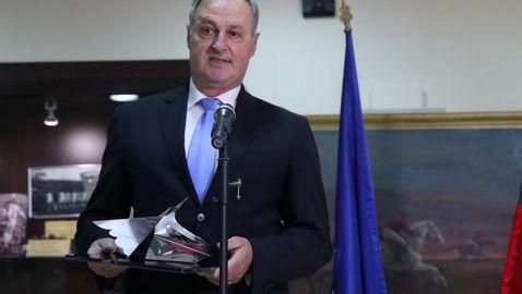 Сашо Йовков: Държа приза с вълнение! Той носи усещане за професионализъм