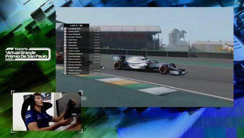 Джордж Ръсел с шеста победа във виртуалната Формула 1