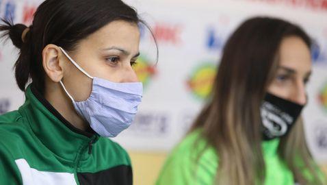 Габриела Димитрова: Имаме прекрасни условия за подготовка