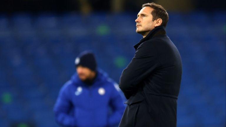 Лампард разкри дали мачът между Челси и Ман Сити ще се състои по план