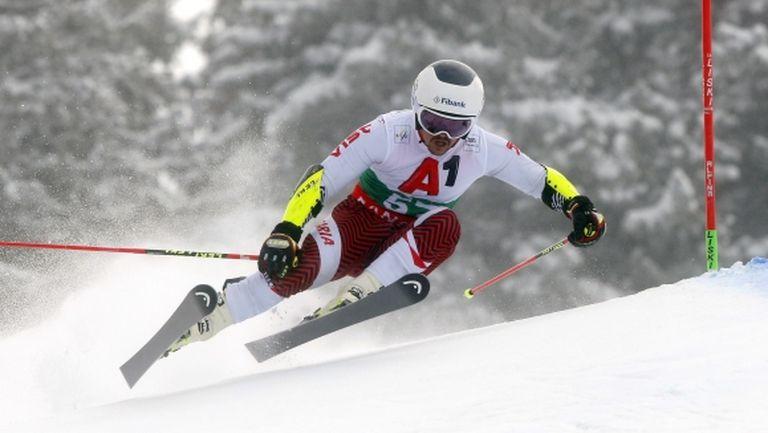 Алберт Попов и Радо Янков тренират на Банско