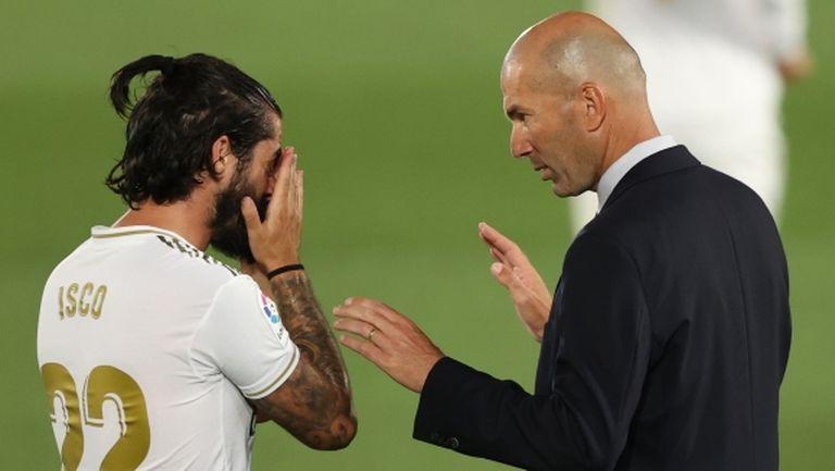Реал Мадрид възнамерява да продаде трима играчи през зимата