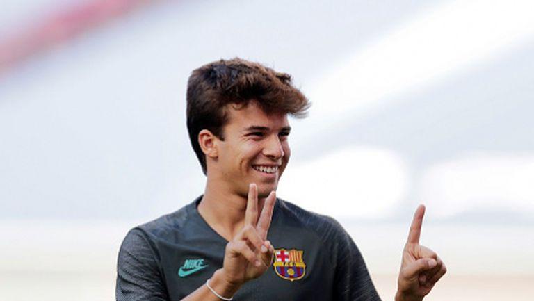 El Mundo Deportivo: Млад талант се съгласи на нов договор с Барселона