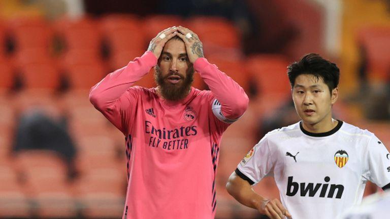 Феновете на Реал М взеха страна в спора между Рамос и клуба