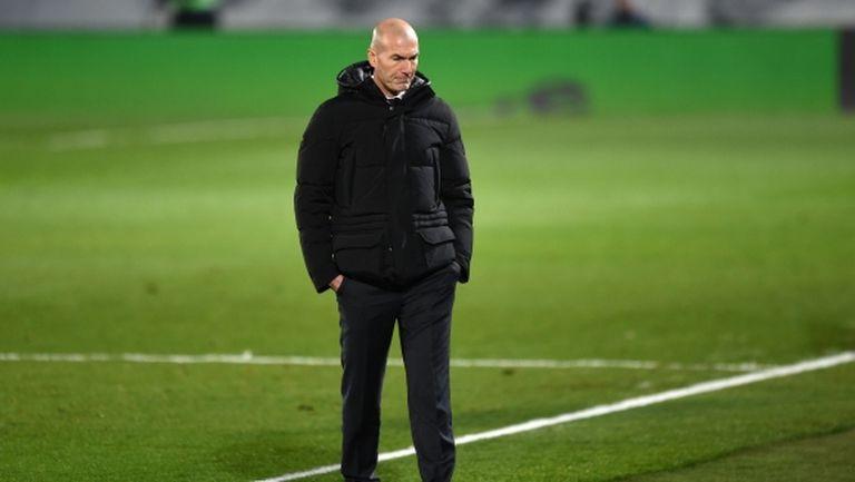 Легенда на Реал е фаворит за наследник на Зидан