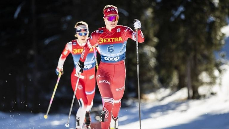 "Руска победа в масовия старт на 10 км от ""Тур дьо Ски"" при дамите"