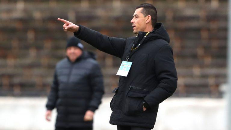 Томаш: Доволен съм, че привличаме футболистите, които искам