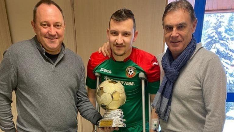 Тодор Неделев: Ще се завърна още по-силен отпреди!