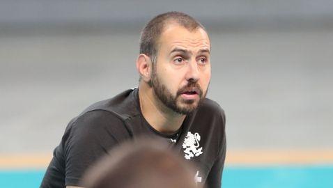 България без Георги Братоев на евроквалификациите в Израел
