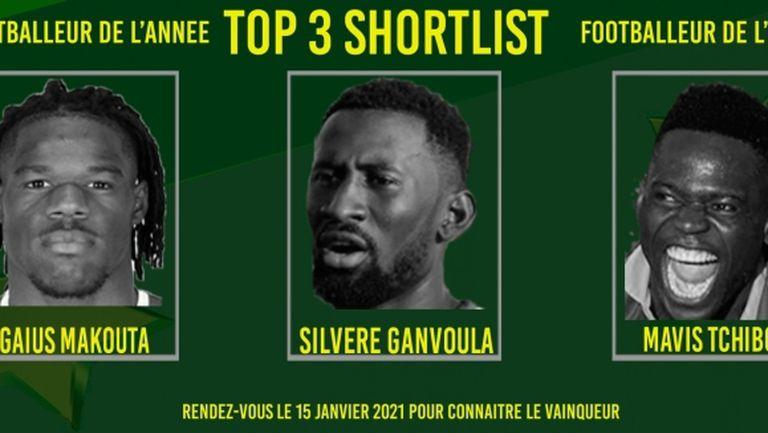 """Две от звездите на българското първенство в люта битка за """"Футболист на годината"""" в Конго"""