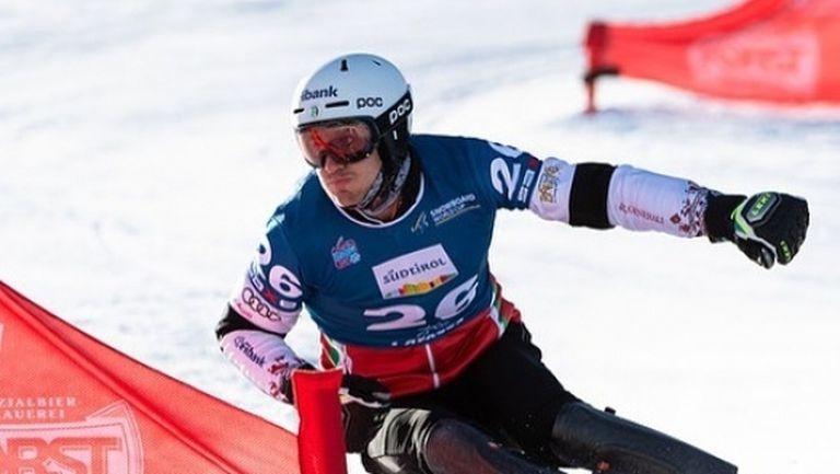 Радо Янков се размина на косъм с финалите на СК в Австрия