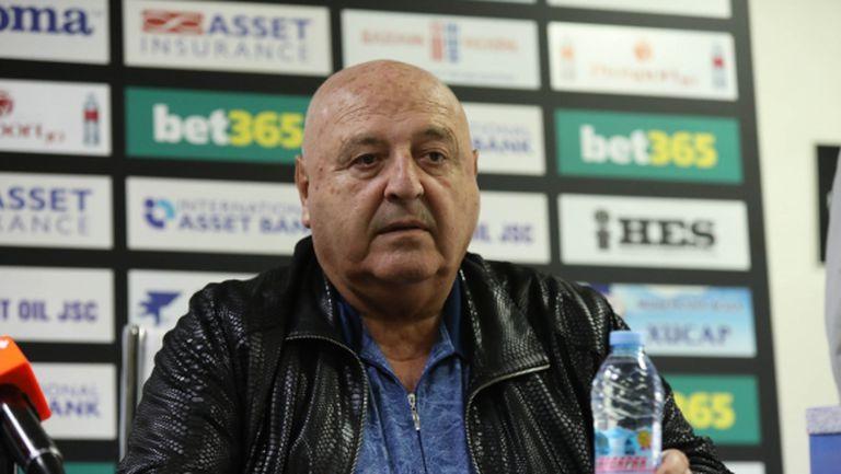 Венци Стефанов: Аз предложих Ясен Петров за национален селекционер