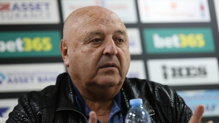 Венци Стефанов: Замесват ме в интриги! Не съм предлагал никого