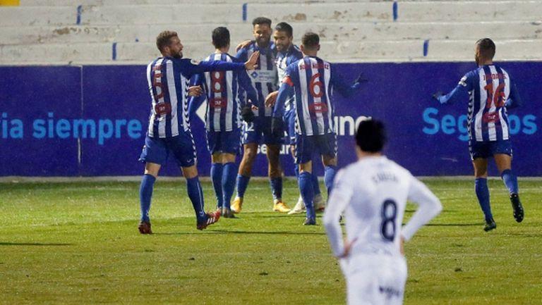 Сензация за Купата на краля! Третодивизионният Алкояно изхвърли Реал Мадрид