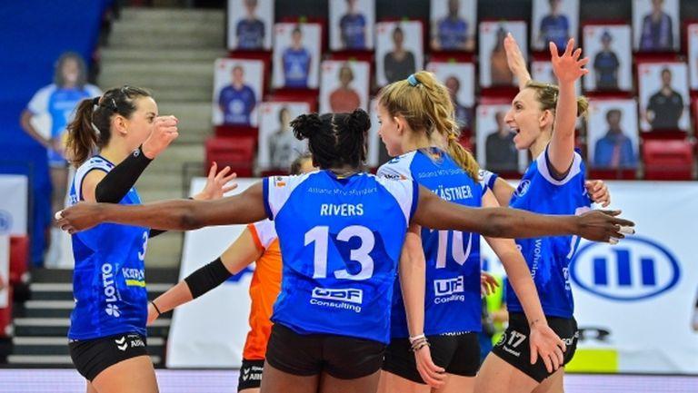Мира Тодорова и Щутгарт с 5-а поредна победа в Германия (видео + снимки)