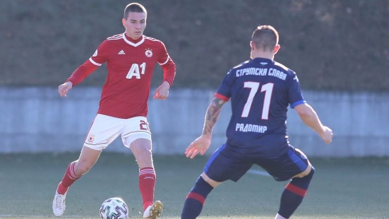 ЦСКА-София се разправи с още един втородивизионен тим (видео+галерия)