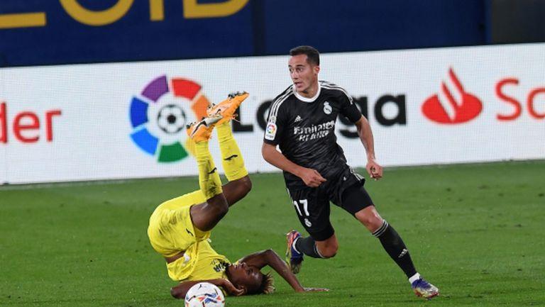 Упоритостта на Лукас Васкес в разговорите с Реал не е учудваща